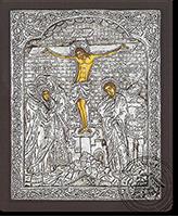 The Crusifiction - Silver Icon