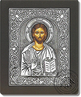 Christ (New subject) - Silver Icon