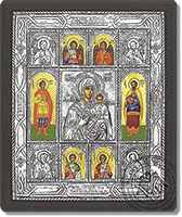 Land of Promising (Saints) - Silver Icon