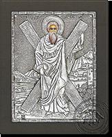 Andrew the Apostle - Silver Icon