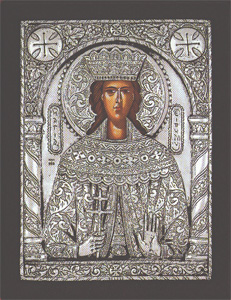 Irene - Silver Icon