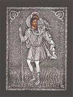 Christopher - Silver Icon