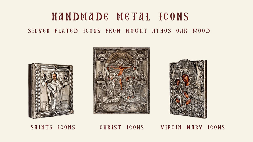 Metal Icons - Brand New Collection