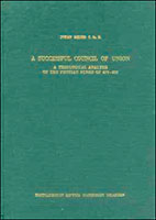 A Successful Council of Union. A Theological Analysis of the Photian Synod of 879-880