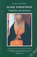 Elder Porphyrios, Testimonies and experiences