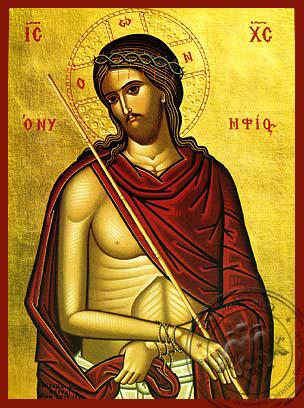 Bridegroom - Hand Painted Icon