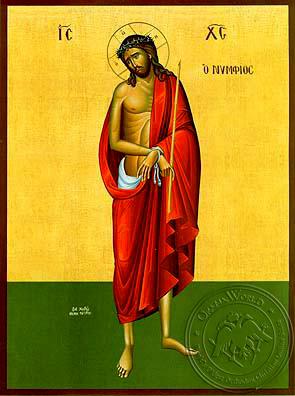 Bridegroom, Full Body - Hand Painted Icon