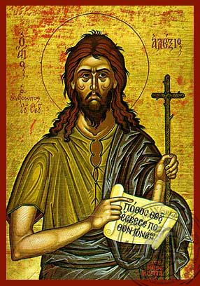 Saint Alexius, the Man of God, in Rome - Hand Painted Icon
