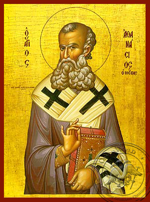 Saint Athanasius the Great - Hand-Painted Icon