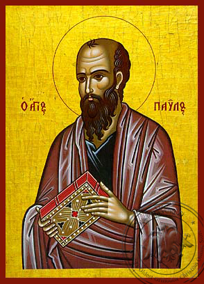 Paul the Apostle - Hand-Painted Icon