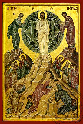 Transfiguration - Hand Painted Icon