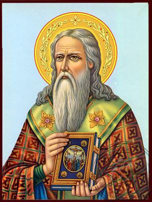 The Unknown Saint - Nazarene Art Icon