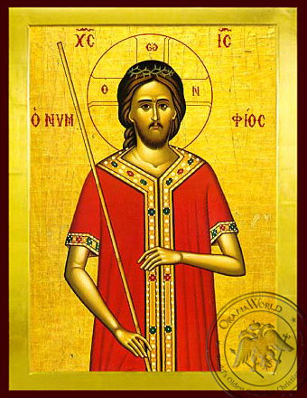 The Bridegroom - Byzantine Icon