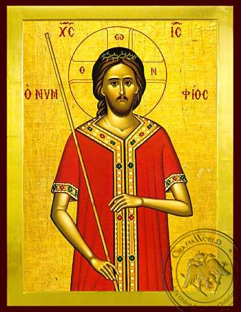 The Bridegroom - Byzantine Icon