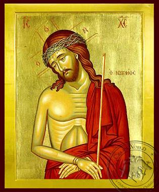 Bridegroom - Byzantine Icon