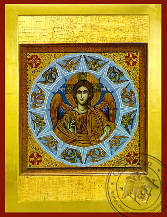 Christ Blessing, Angel of the Great Counsel - Byzantine Icon