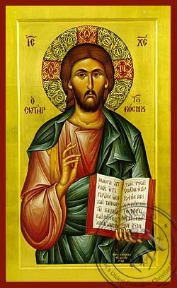 The Saviour - Byzantine Icon