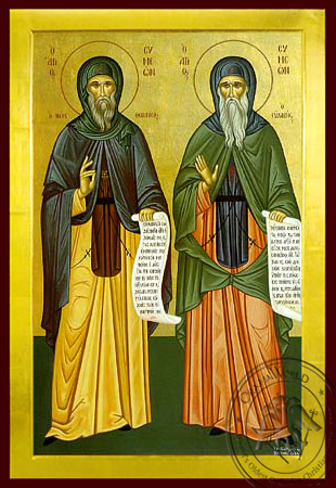 Saint Symeon the Theologian - Byzantine Icon