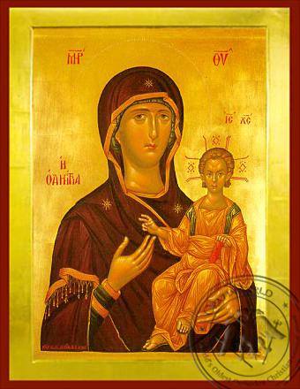 Panagia Hodegetria - Byzantine Icon