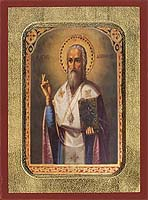 Saint Dorotheos - Hand-Painted Icon
