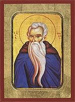Saint Neilos - Hand-Painted Icon