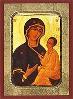 Virgin of Tichvin
