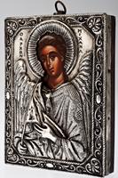 Archangel Michael - Handmade Metal Icon