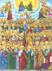 All Saints - Nazarene Art Icon