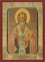 Saint Ambrosios - Byzantine Icon
