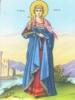 Saint Olga - Nazarene Art Icon