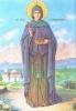 Saint Paraskevi - Nazarene Art Icon