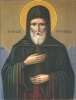 Saint Patapios - Nazarene Art Icon