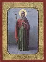 Saint Thomais - Byzantine Icon