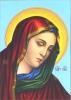 Supplicating - Nazarene Art Icon