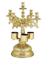 Five-Candle Candlesticks