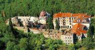 Mount Athos - The Holy Monastery of ZOGRAPHOU