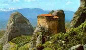 Meteora - The Holy Monastery of St. NICOLAS ANAPAFSAS