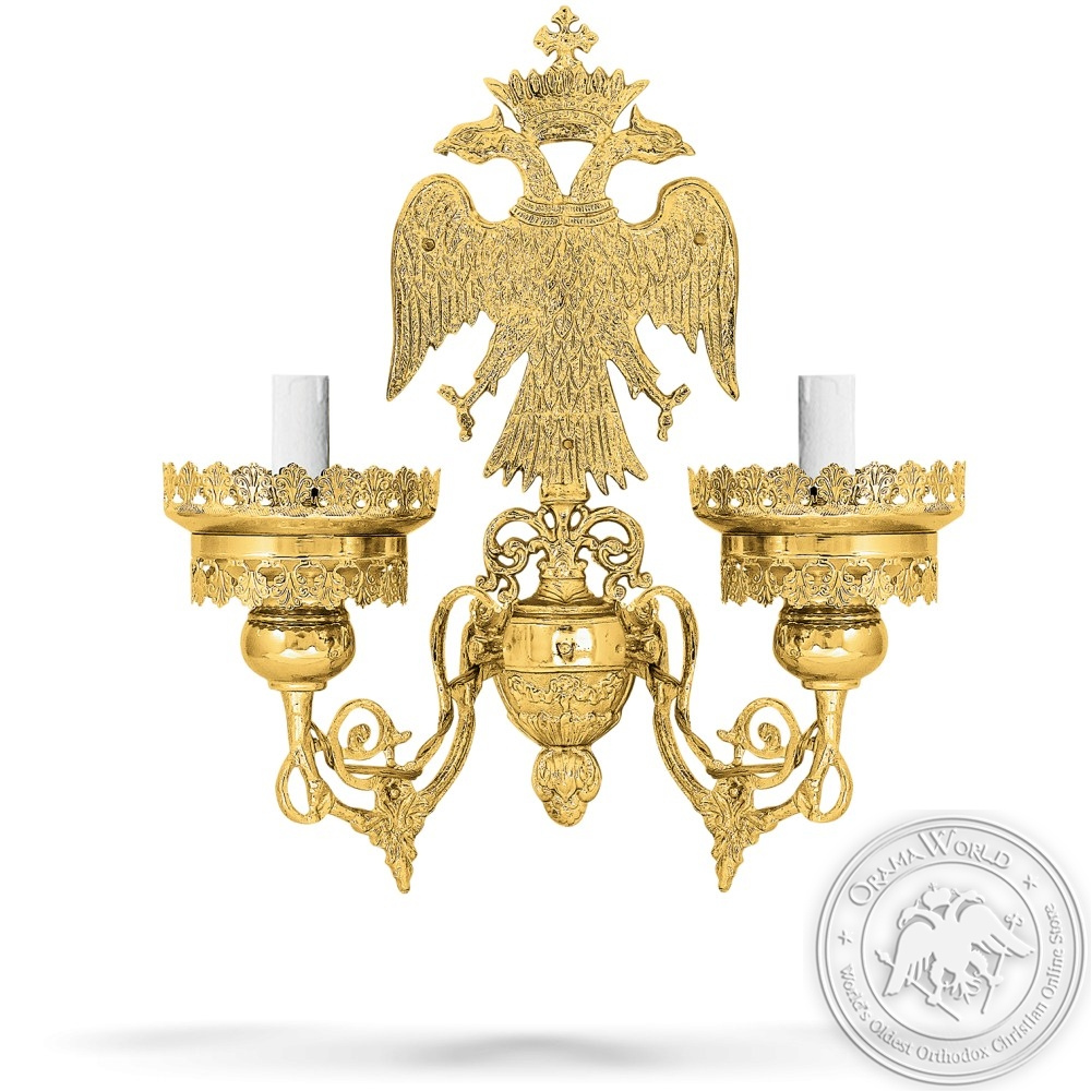 Bronze Aplice Gold Plated