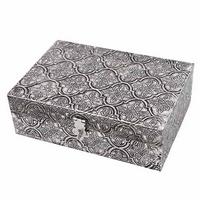 Byzantine Brass Incense Box
