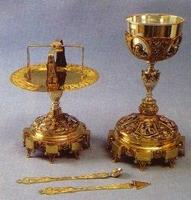 Russian Style Chalice Set Design B
