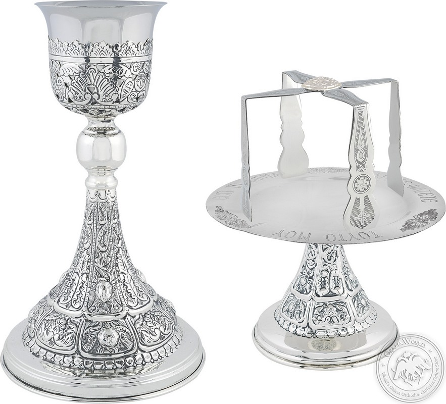 Chalice Set Engraved 400ml - 0321