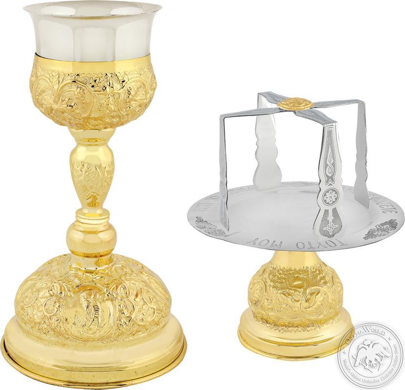 Chalice Set Engraved 500ml - 0331