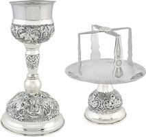 Chalice Set Engraved 500ml - 0332