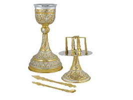 Chalice Set Mount Athos Design B