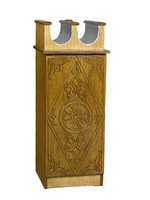 Candle Icon Stand No2