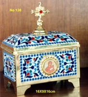 Tabernacle For Presanctified Liturgy - 138