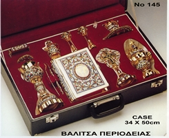 Travel Mass Case With Enamel - 145