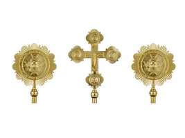 Cherubim Sets B Gold Plated