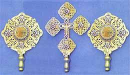 Ecclesiastical Exapterigon Set 3