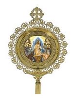 Resurrection Molten Gold Plated